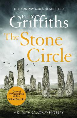 Cover for The Stone Circle by Elly Griffiths