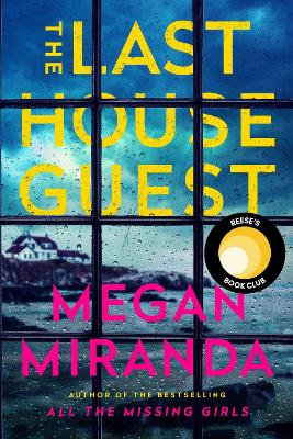 Cover for The Last House Guest by Megan Miranda