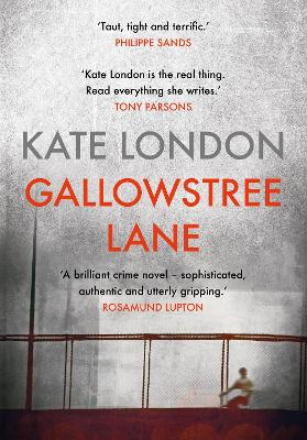 Cover for Gallowstree Lane  by Kate London