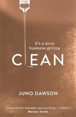 Cover for Clean The most addictive novel you'll read this year by Juno Dawson