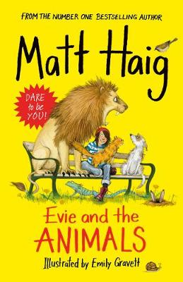 Cover for Evie and the Animals by Matt Haig