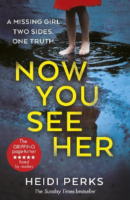 Now You See Her The compulsive thriller you need to read