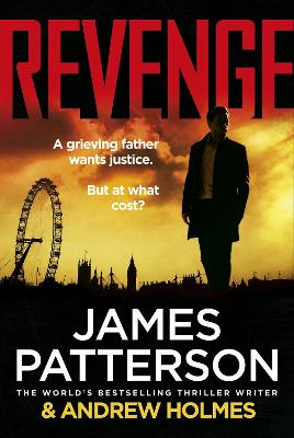 Cover for Revenge by James Patterson