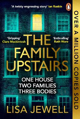 Cover for The Family Upstairs by Lisa Jewell