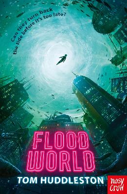 Cover for Floodworld by Tom Huddleston