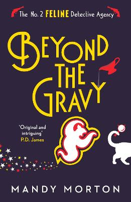 Cover for Beyond the Gravy by Mandy Morton