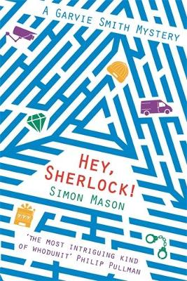 Cover for Hey Sherlock! by Simon Mason