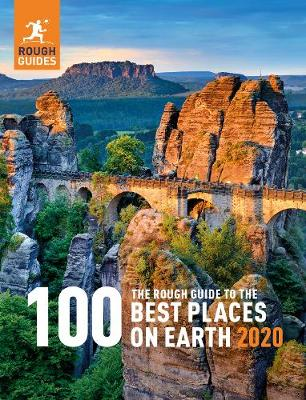 Cover for Rough Guides: 100 Best Places on Earth 2020 by Rough Guides