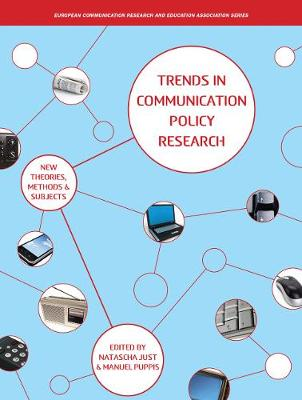 Trends in Communication Policy Research by Manuel Puppis
