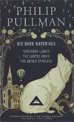 Book Cover for His Dark Materials by Philip Pullman, Lucy Hughes-Hallett