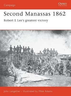 Second Manassas 1862 by John P. Langellier