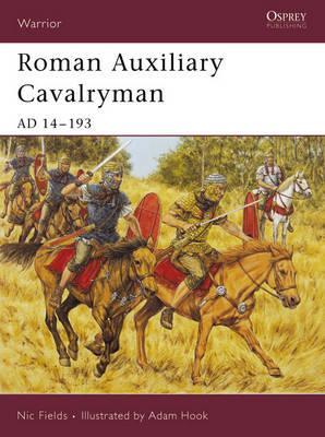Roman Auxiliary Cavalryman AD 14-193 by Nic Fields