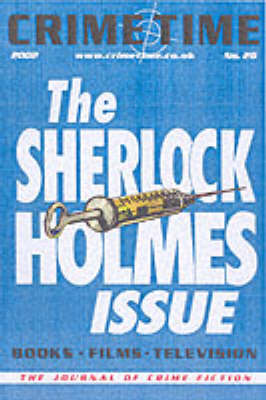 Crime Time 26 Sherlock Holmes Issue by