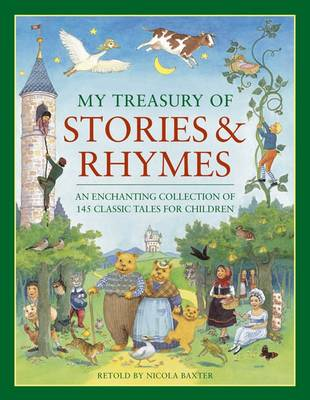 My Treasury of Stories and Rhymes by Nicola Baxter