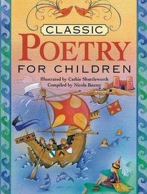 Classic Poetry for Children by Nicola Baxter