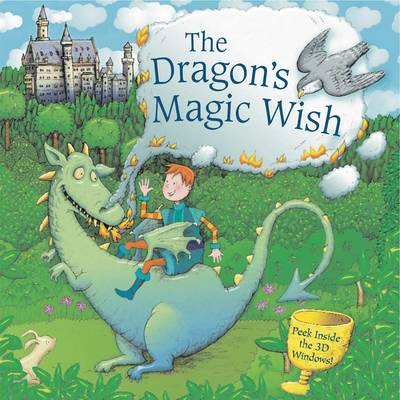 The Dragon's Magic Wish Peek Inside the 3D Windows! by Dereen Taylor
