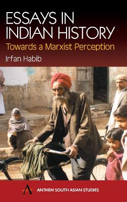 Essays in Indian History Towards a Marxist Perception by Irfan Habib