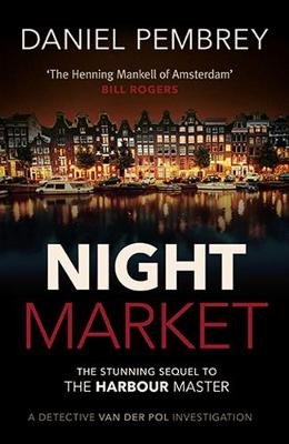 Night Market by Daniel Pembrey