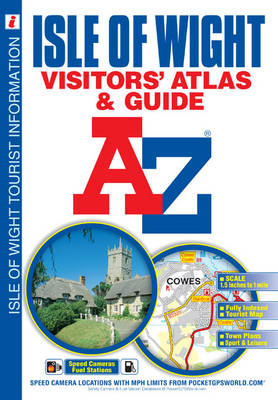 Isle of Wight Visitors Atlas & Guide by Geographers' A-Z Map Company