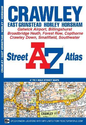Crawley Street Atlas by