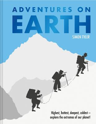 Cover for Adventures on Earth by Simon Tyler