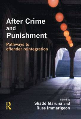 After Crime and Punishment by Shadd (Queen's University Belfast, UK) Maruna