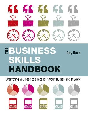 The Business Skills Handbook by Roy Horn