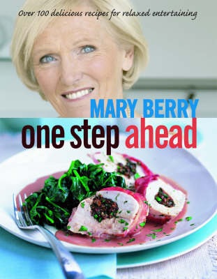 One Step Ahead by Mary Berry, Martin Brigdale
