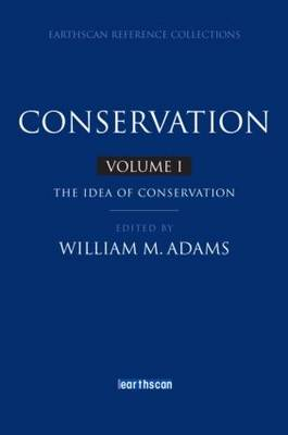 Conservation by William M. Adams