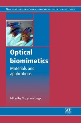Optical Biomimetics Materials and Applications by Maryanne (University of Sydney, Australia) Large