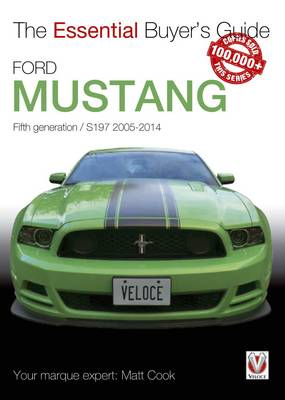 Ford Mustang 5th generation/S197 by Matt Cook