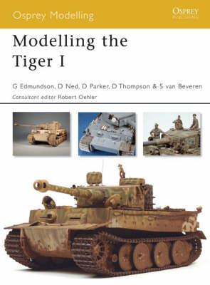 Modelling the Tiger I by Gary Edmundson