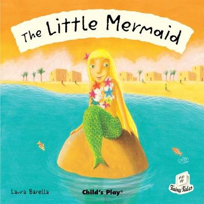 The Little Mermaid by Laura Barella