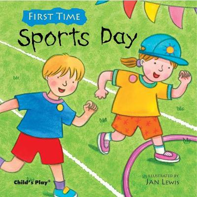Sports Day by Jan Lewis
