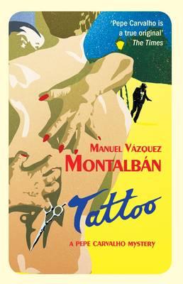 Tattoo by Manuel Vazquez Montalban