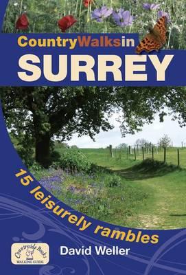 Country Walks in Surrey by David Weller