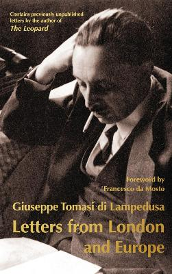 Letters from London and Europe by Giuseppe Tomasi Lampedusa
