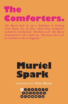 Book Cover for The Comforters by Muriel Spark
