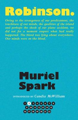Book Cover for Robinson by Muriel Spark