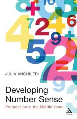 Developing Number Sense Progression in the Middle Years by Julia Anghileri