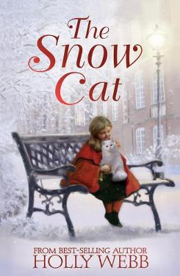 Cover for The Snow Cat by Holly Webb