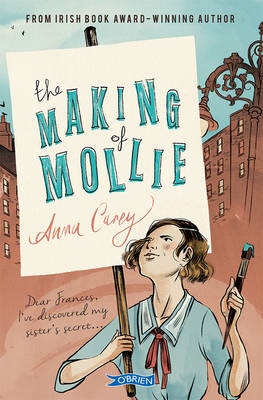 Cover for The Making of Mollie by Anna Carey