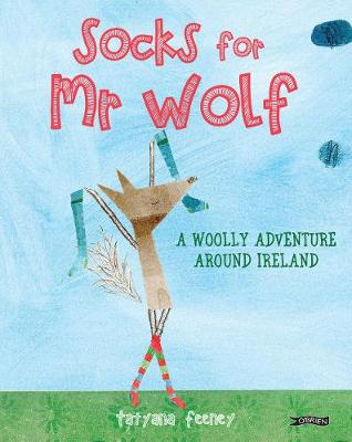 Cover for Socks for Mr Wolf by Tatyana Feeney