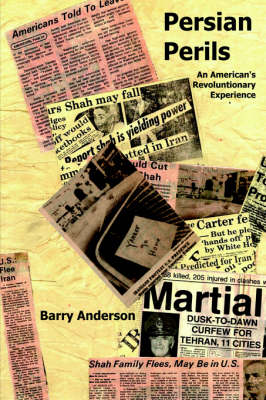 Persian Perils by Barry Anderson