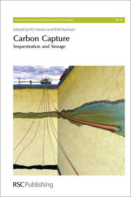 Carbon Capture Sequestration and Storage by Vassilis Kitidis, Klaus Lackner