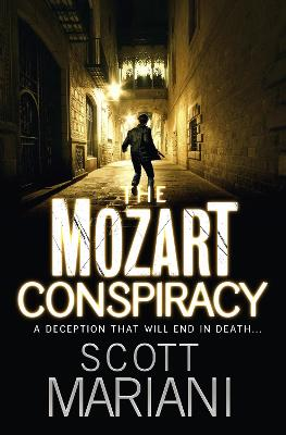 The Mozart Conspiracy by Scott Mariani