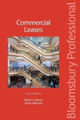 Commercial Leases by David Cockburn, Robin Mitchell