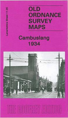 Cambuslang 1934 Lanarkshire Sheet 11.05 by Gilbert Torrance Bell