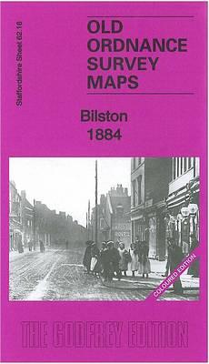 Bilston 1884 Staffordshire Sheet 62.16 by Barrie Trinder