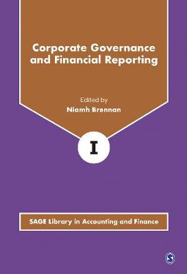 Corporate Governance and Financial Reporting by Niamh Brennan